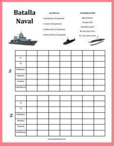 battleship blank vosotros _spanishmama