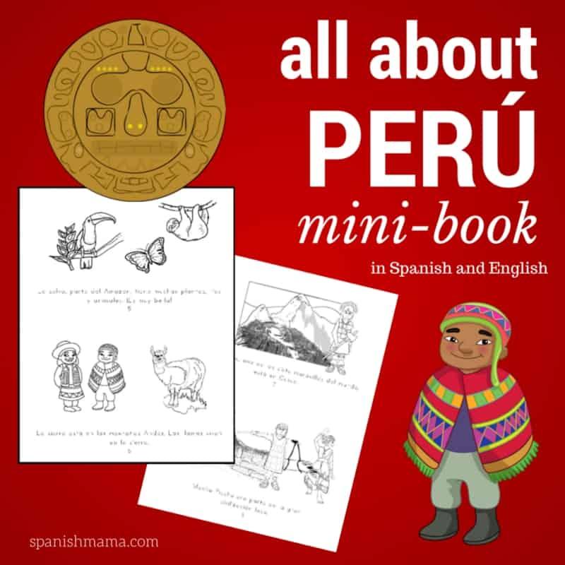 Peru Mini-Book