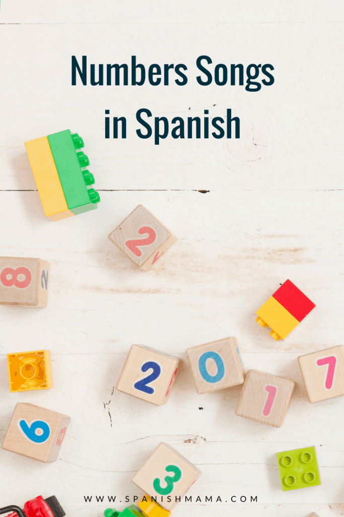 spanish numbers songs for kids