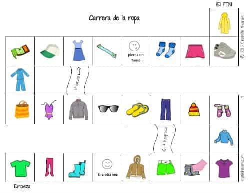 carrera de la ropa 2