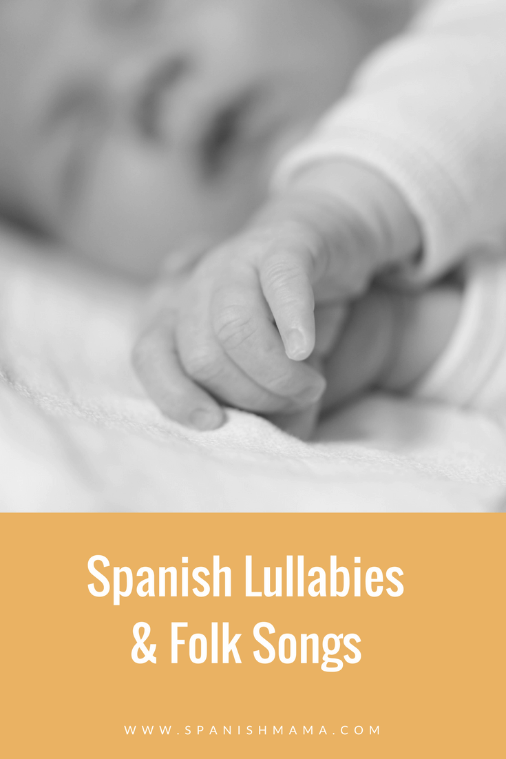 Spanish lullabies on YouTube