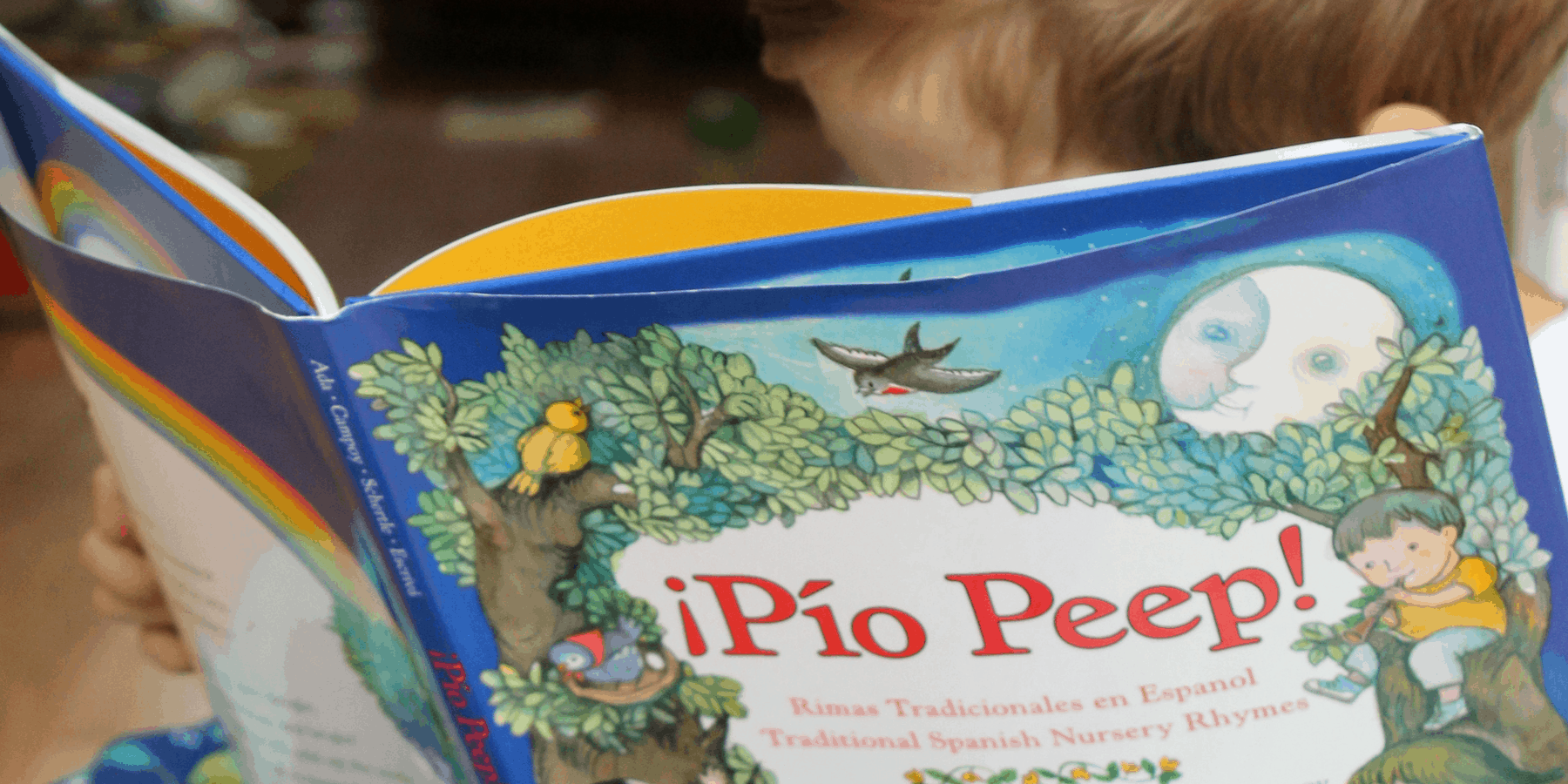 poetry for bilingual kids