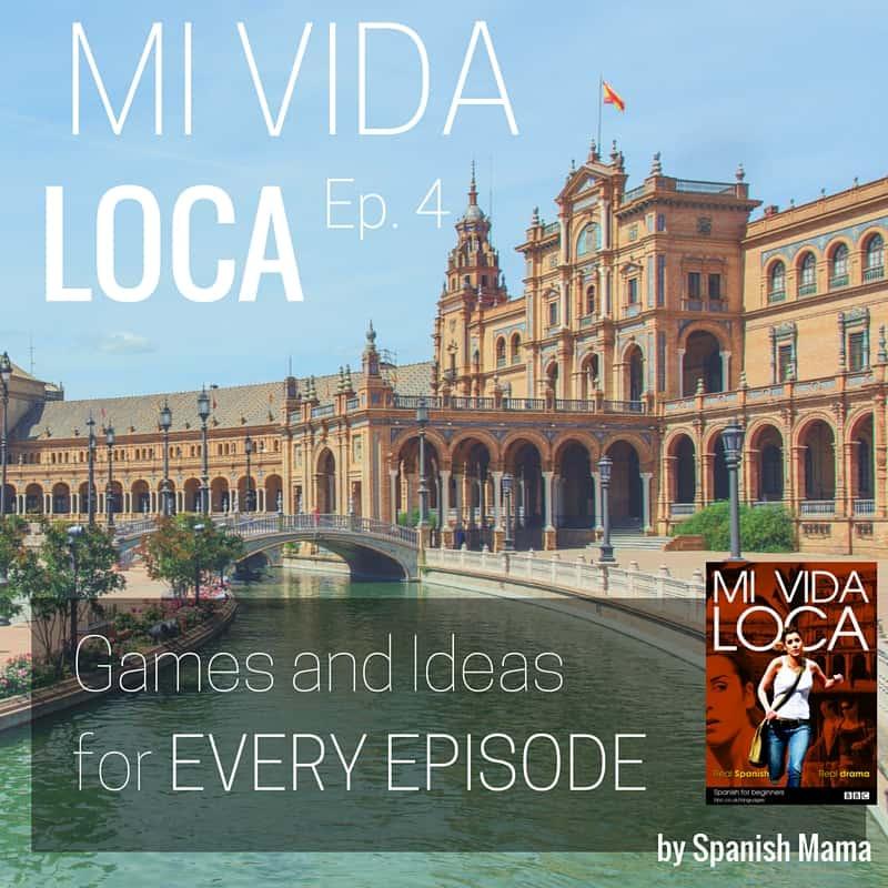 Mi Vida Loca Episode 4: Merche y Jorge