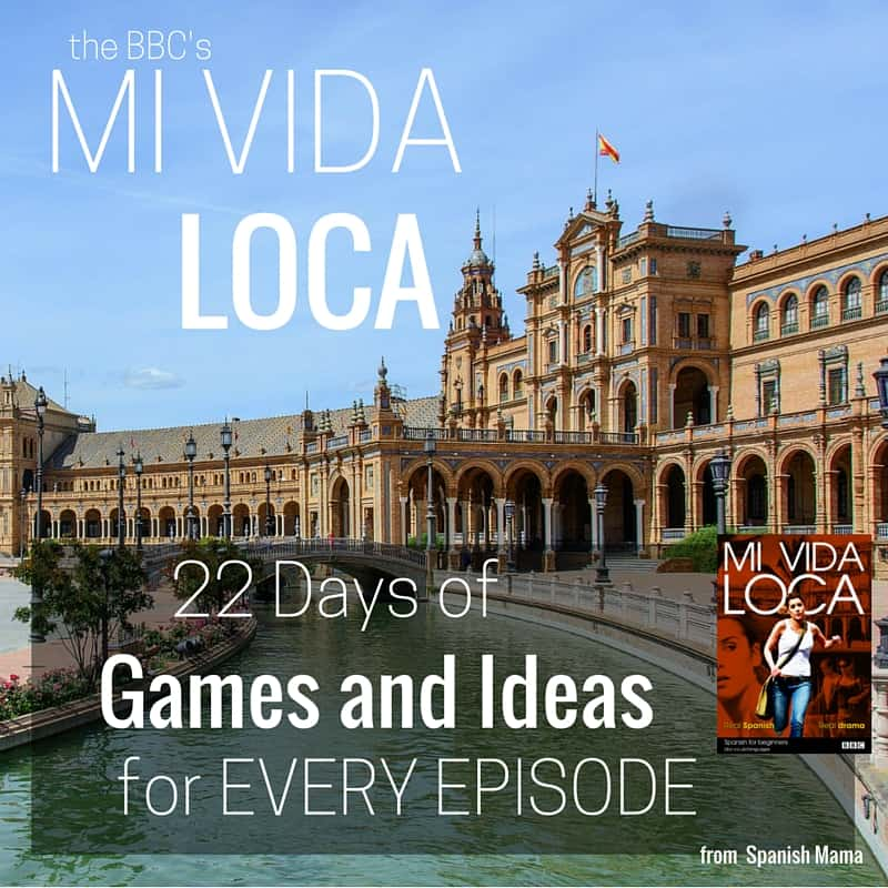 Mi Vida Loca Activities and Games