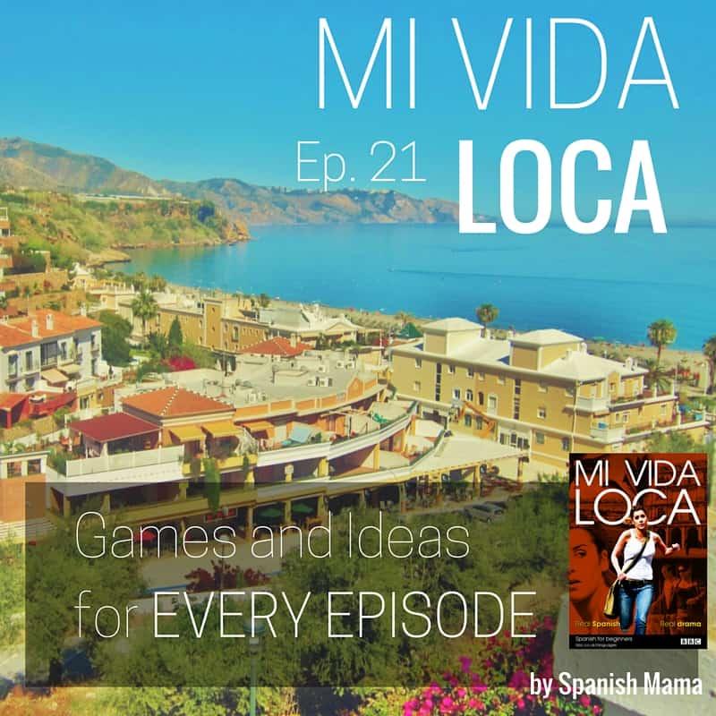 Mi Vida Loca Episode 21: En la costa