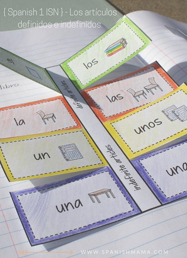 spanish_interactive_notebooks_adjectives