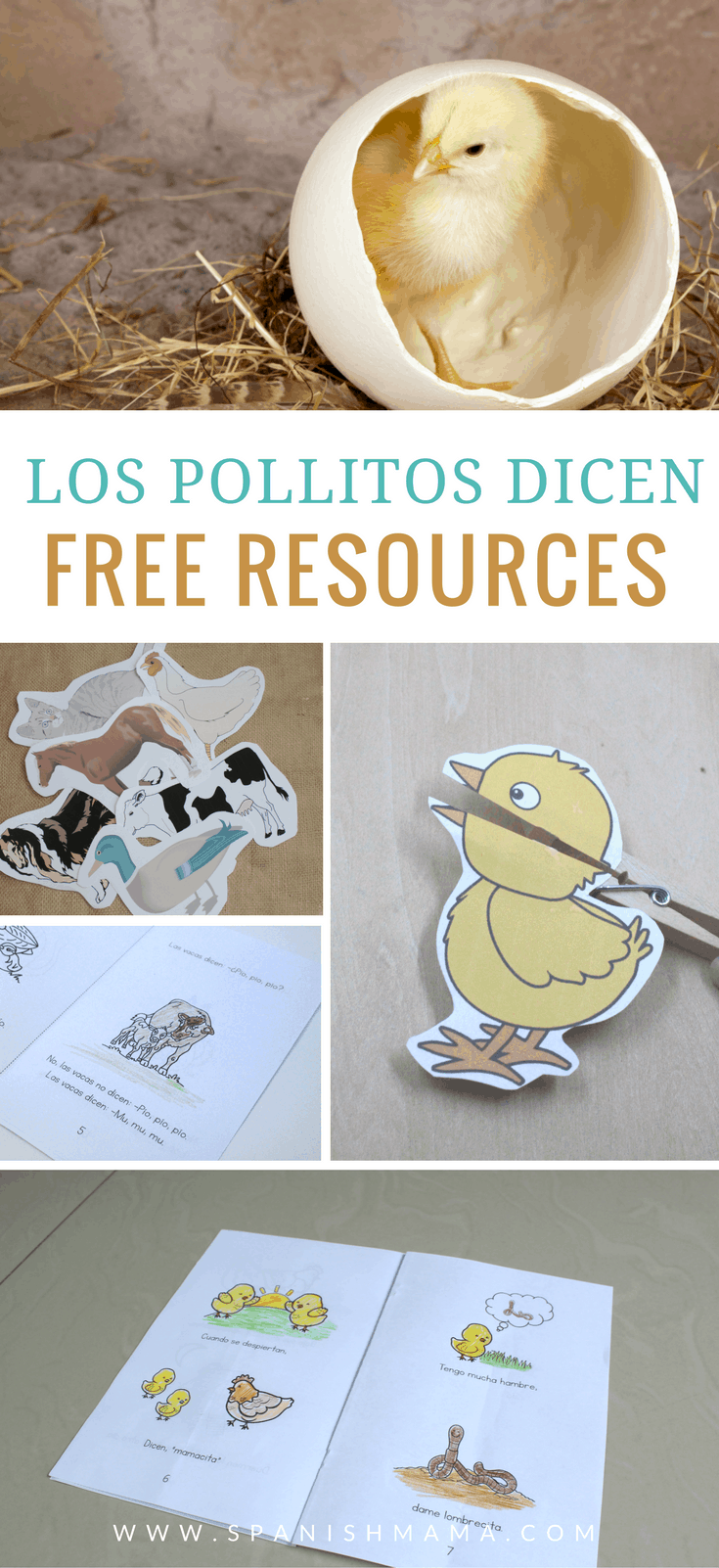 free resources for Spanish preschool