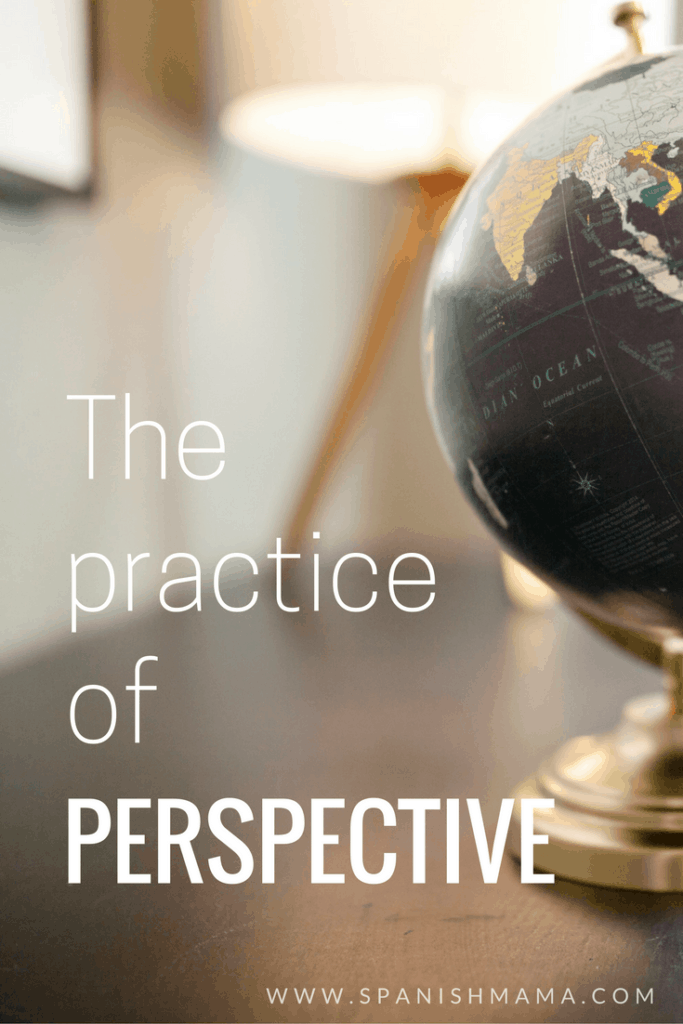 Thankful: The Practice of Perspective