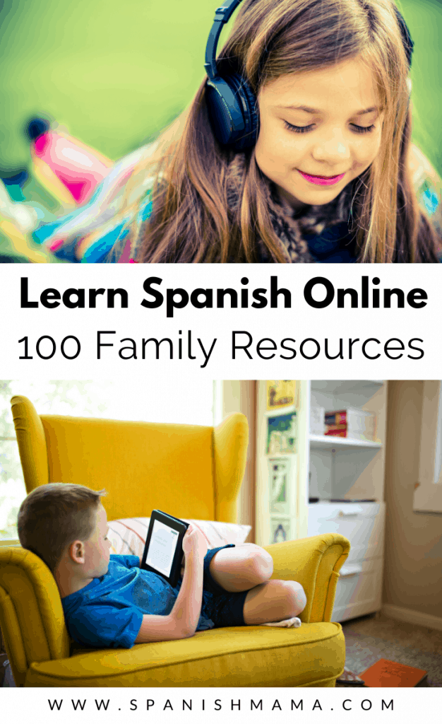 learn Spanish online with kids