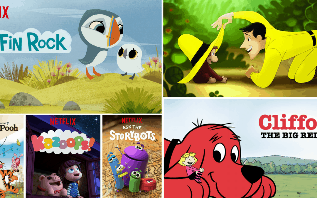30 of the Best Spanish Cartoons and Shows on Netflix