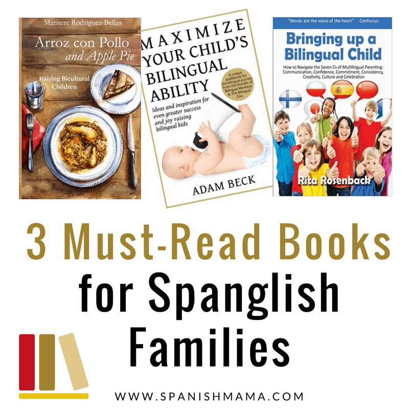 books for bilingual parenting