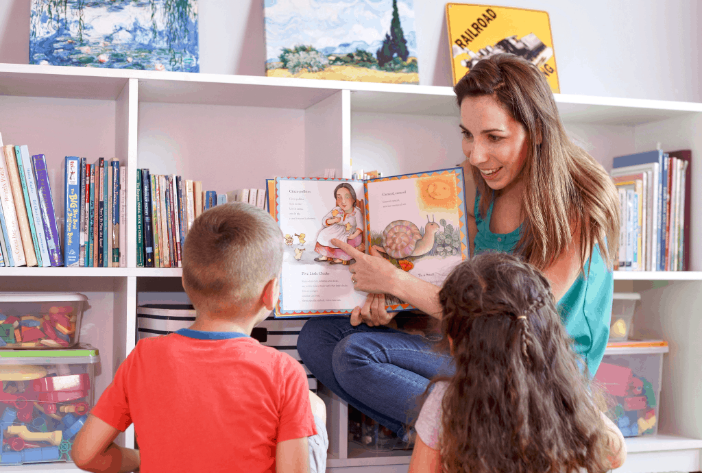 picture books in Spanish for children