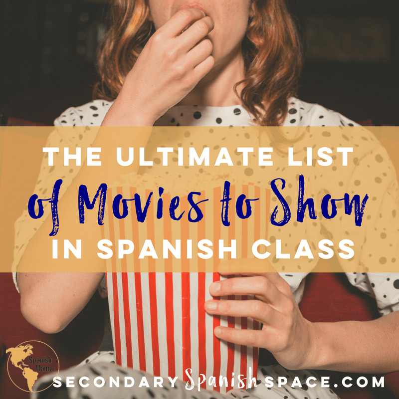 best movies for Spanish class