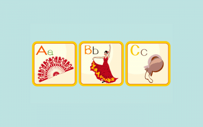 Songs: The Easy Way to the ABCs in Spanish