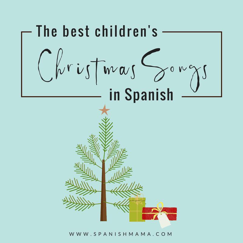 spanish christmas song for kids