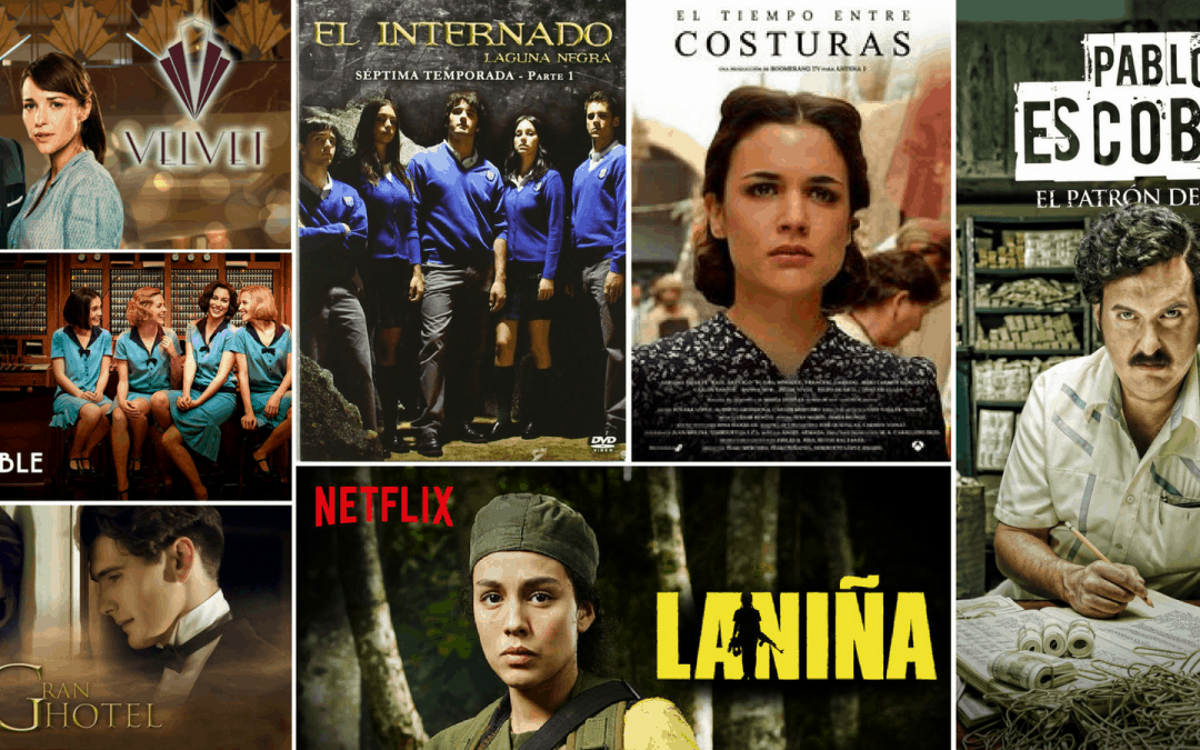 The Best Spanish Shows on Netflix