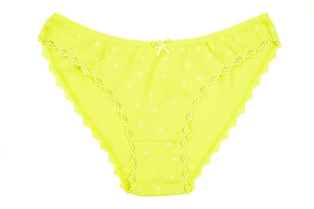 yellow underwear new year's eve