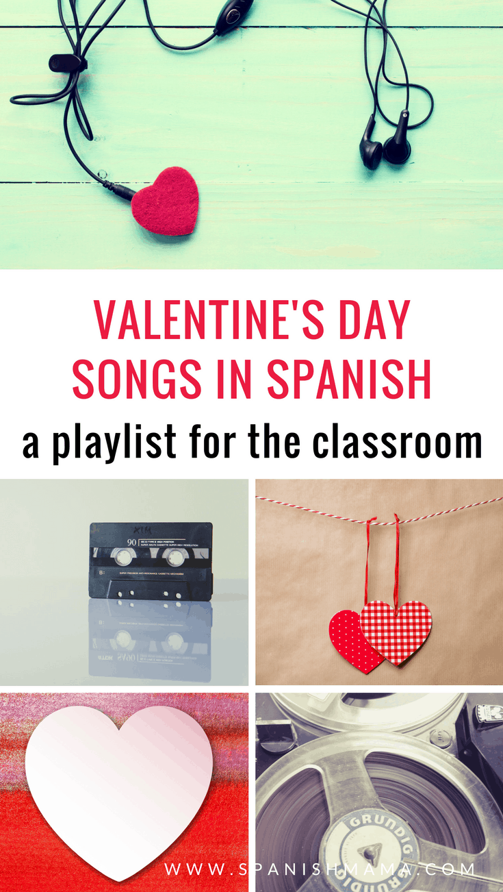 spanish valentine's day playlist