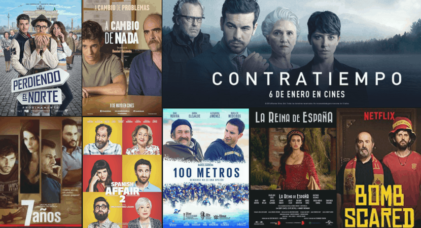 movies set in Spain