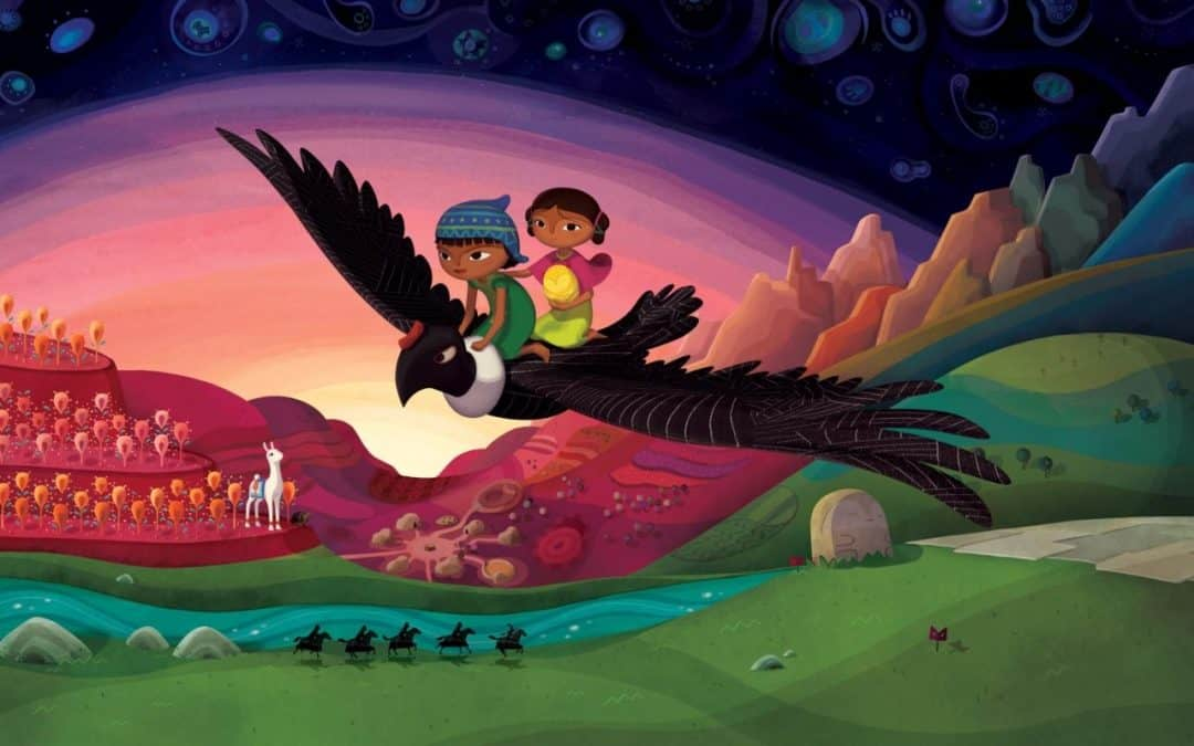 Spanish Movies for Kids: G and PG Rated Titles