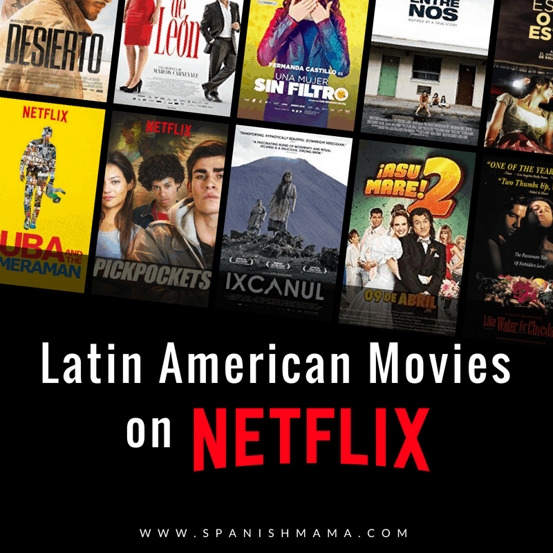 Latin American movies in Spanish