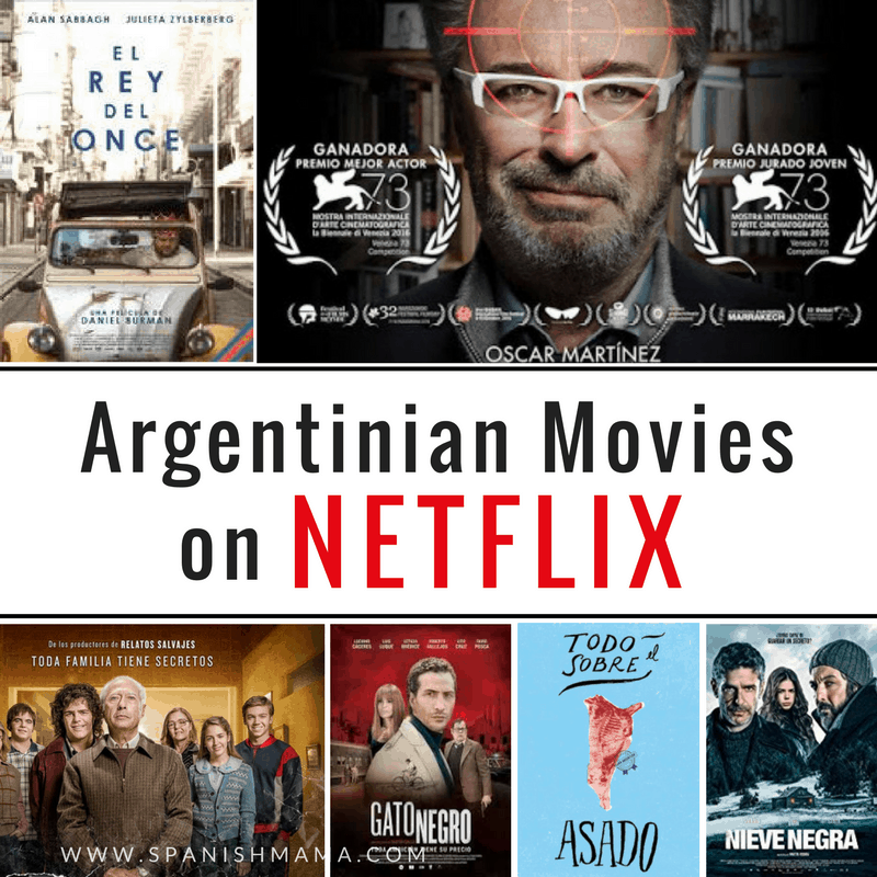 Movies from Argentina