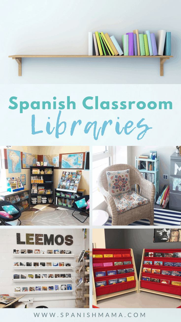 Spanish Classroom Libraries