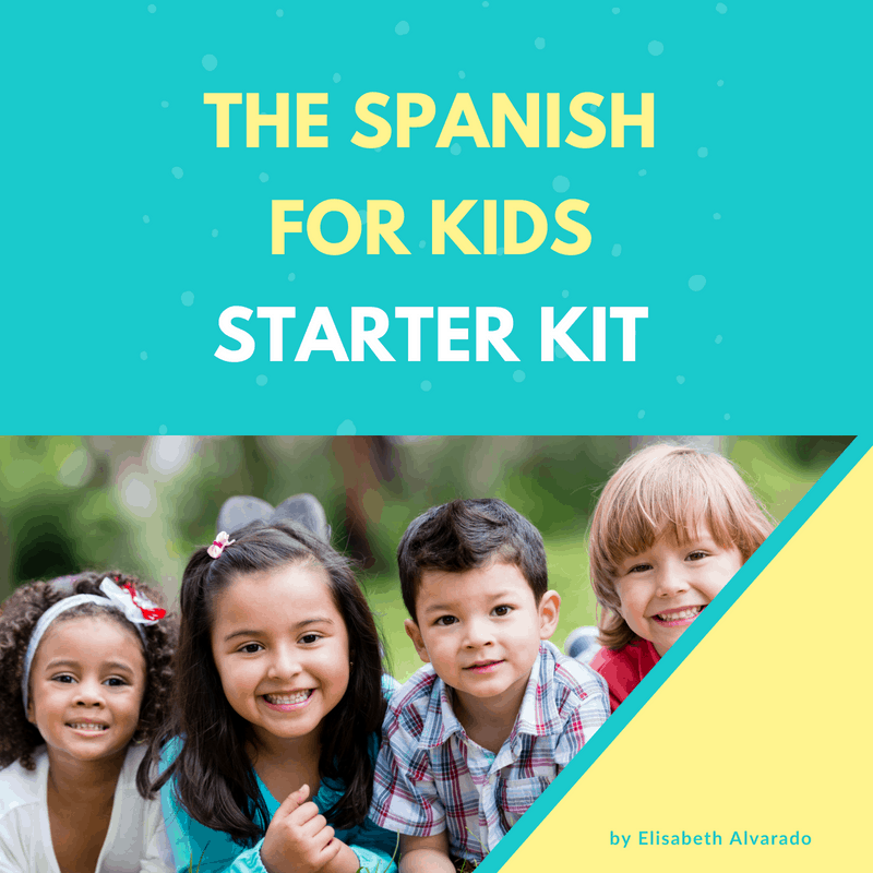 Spanish For Kids Starter Kit (1)