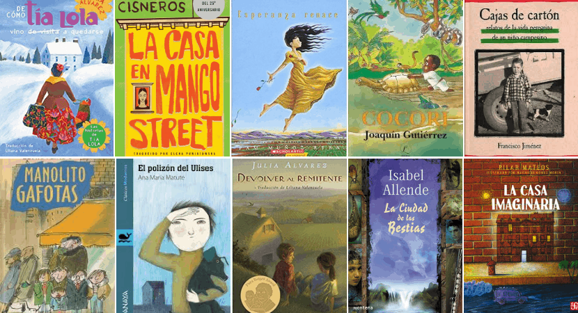 The Best Ya Spanish Books For Teens And Pre Teen Readers