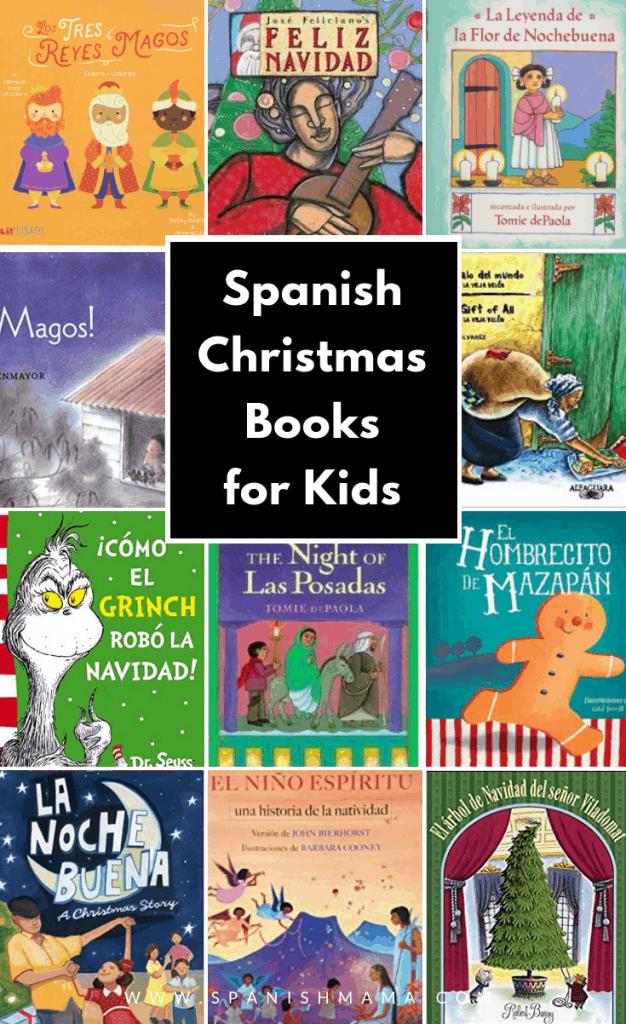 Spanish Christmas books