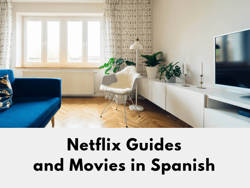 movies and shows in spanish
