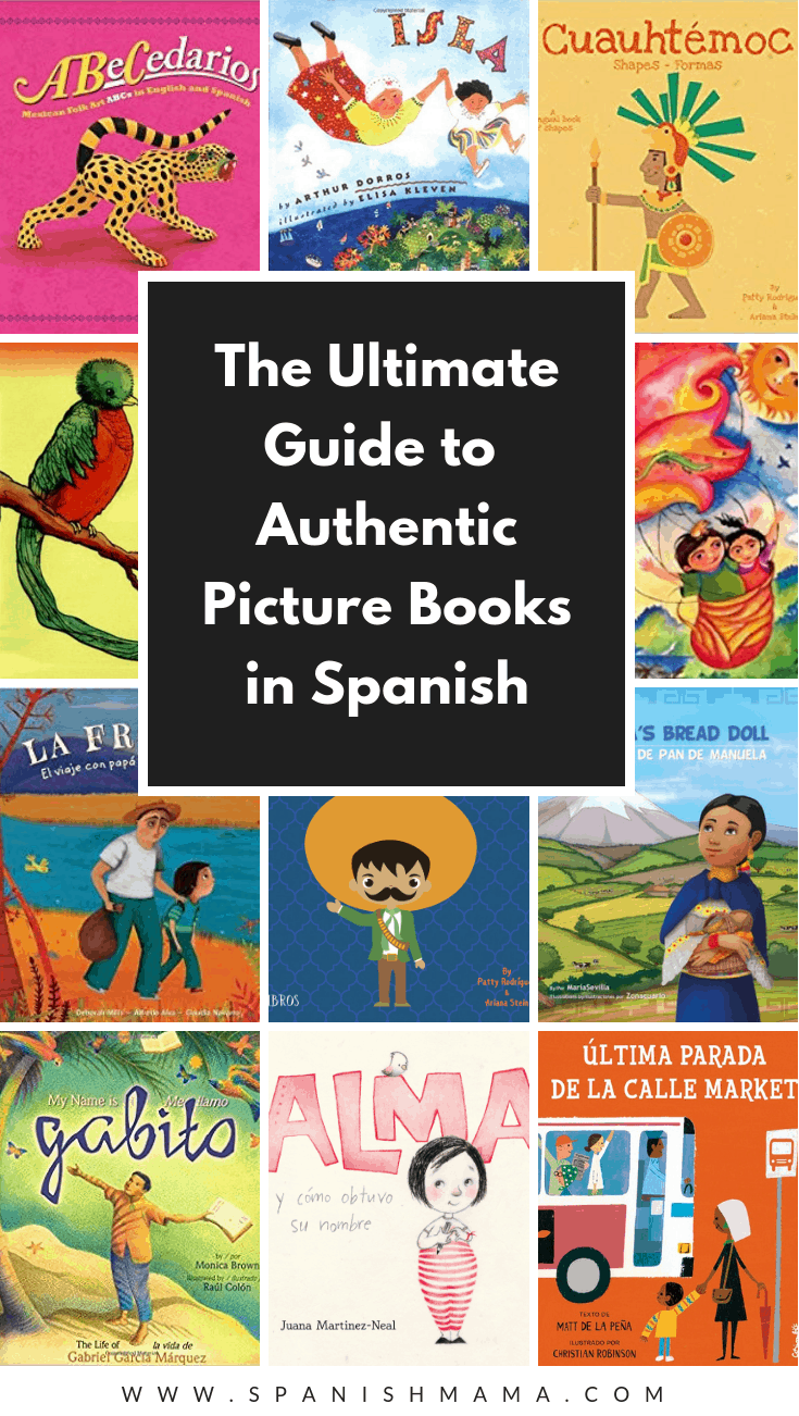 the ultimate guide to authentic books in spanish