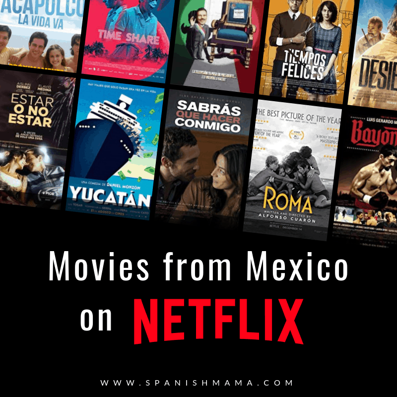 mexican movies on netflix
