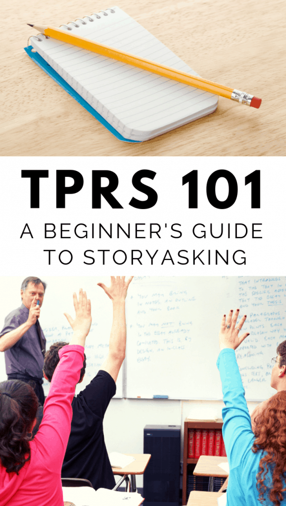 tprs storytelling method overview
