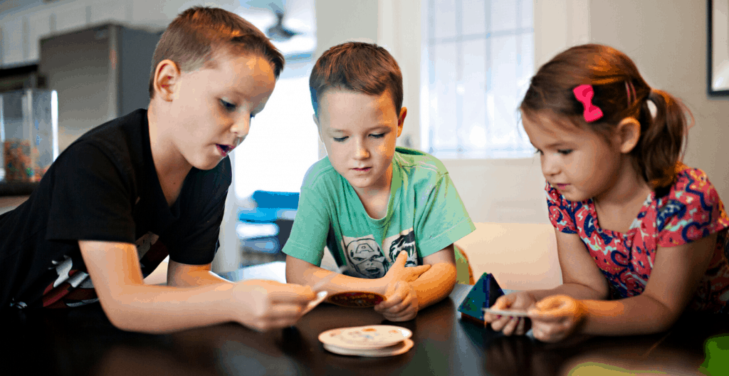spanish activities with kids at home