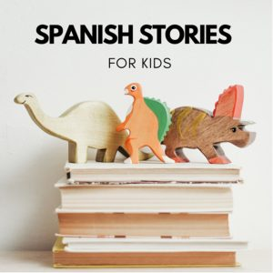 Spanish stories for kids podcast