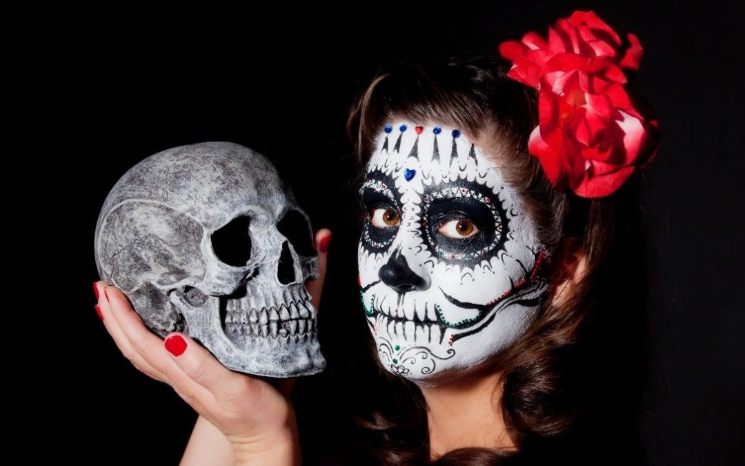 What Are the Differences Between Halloween and Day of the Dead?