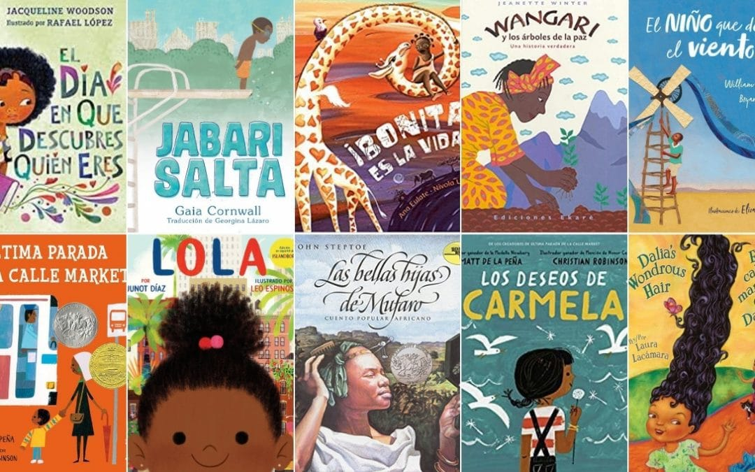 100 Best Books in Spanish with Black Characters