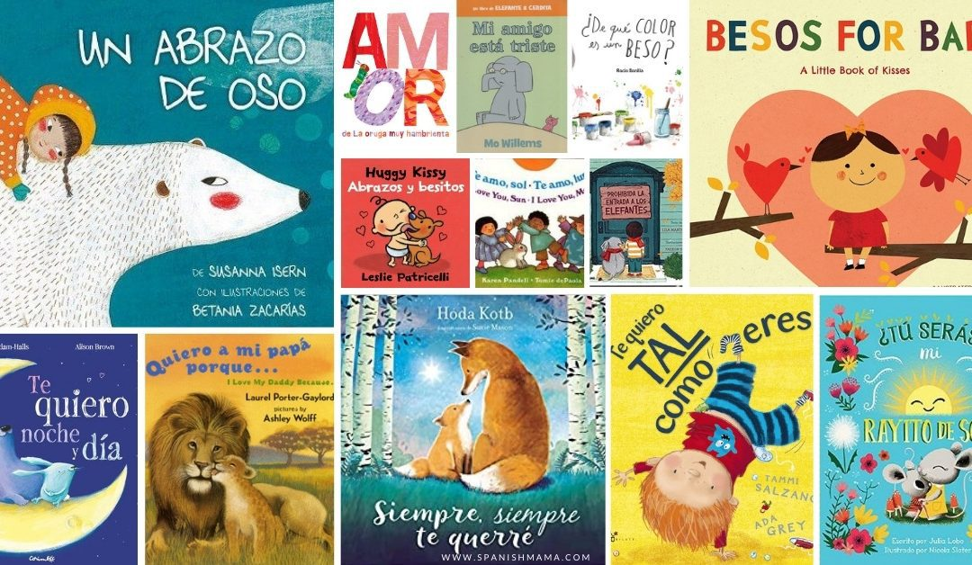 35 Spanish Valentine's Day Books in Spanish for Kids