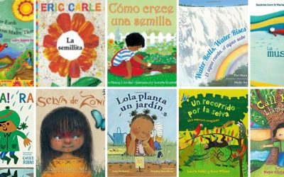 Spanish Nature Words and Books for Earth Day