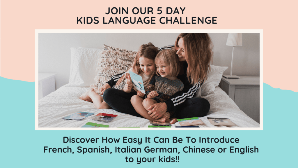online Spanish class for families
