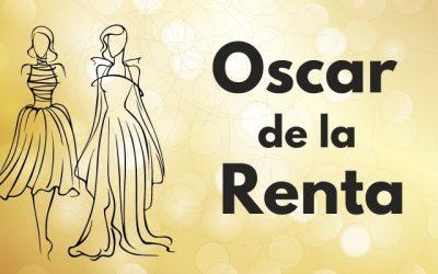 Oscar de La Renta Quotes And Biography